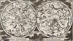«Le globe celeste»<br>автор не известен