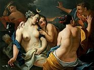 Диана и Актеон