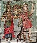 Афина и Артемида