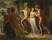 Кастор и Поллукс освобождают Елену