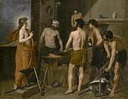 Аполлон в кузнице Вулкана