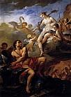 Венера, требующая у Вулкана<br>оружие для Энея