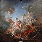 Венера в кузнице Вулкана