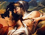 Юпитер и Юнона на горе Ида