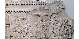 Икарий принимает Диониса в своем доме