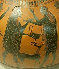 Дионис и Икарий