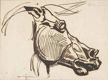Голова лошади (после Парфенона)