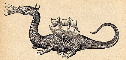 Родосский дракон