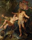 Геркулес,<br>освобождающий Прометея
