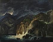 Пейзаж с прикованным Прометеем