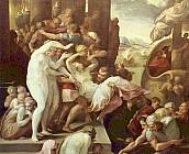 Похищение Елены Тесеем и Пирифоем